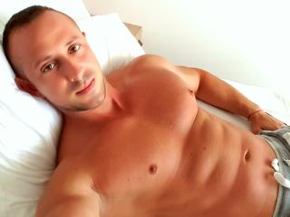 Picture of the sexy profile of LoverKing, for a very hot webcam live show !