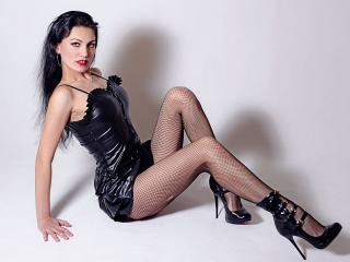 Picture of the sexy profile of MaitressNola, for a very hot webcam live show !