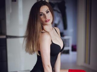 Photo de profil sexy du modèle MikaAngell, pour un live show webcam très hot !