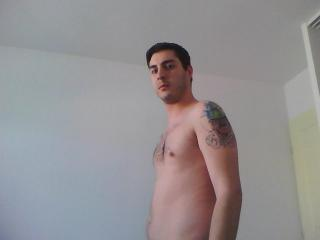 Picture of the sexy profile of Minotixx, for a very hot webcam live show !