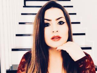 Velmi sexy fotografie sexy profilu modelky MissMoonLight pro live show s webovou kamerou!