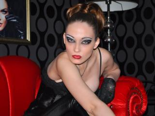 Foto de perfil sexy de la modelo MistressMischa, ¡disfruta de un show webcam muy caliente!