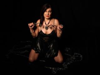 Foto de perfil sexy de la modelo OneInToFetish, ¡disfruta de un show webcam muy caliente!