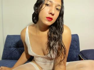 Picture of the sexy profile of PamelyHotTs, for a very hot webcam live show !