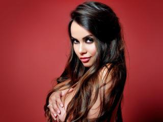 Velmi sexy fotografie sexy profilu modelky PhoenixFire pro live show s webovou kamerou!