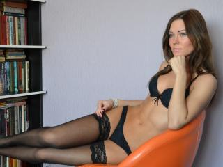 Photo de profil sexy du modèle PlatinaGirl, pour un live show webcam très hot !