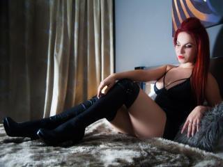 Foto de perfil sexy de la modelo QueenMarlene, ¡disfruta de un show webcam muy caliente!