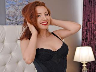 Velmi sexy fotografie sexy profilu modelky RoseLiah pro live show s webovou kamerou!