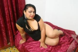 Picture of the sexy profile of SaritaSweetX, for a very hot webcam live show !