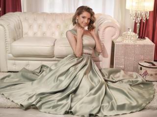 Velmi sexy fotografie sexy profilu modelky SelmaLaurette pro live show s webovou kamerou!