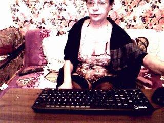 Velmi sexy fotografie sexy profilu modelky SexyGianina pro live show s webovou kamerou!