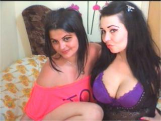 Picture of the sexy profile of SexyLesbiansX, for a very hot webcam live show !