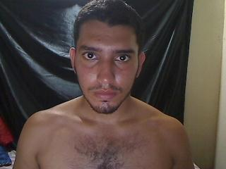 Picture of the sexy profile of SexyMarcos, for a very hot webcam live show !