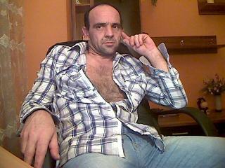 Foto de perfil sexy del modelo Skorpio69, ¡disfruta de un show webcam muy caliente!