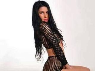 Foto de perfil sexy de la modelo SpicyCrystal69, ¡disfruta de un show webcam muy caliente!