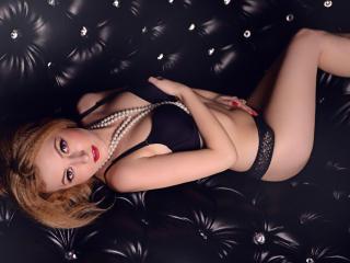 Velmi sexy fotografie sexy profilu modelky StarHannah pro live show s webovou kamerou!