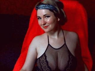 Photo de profil sexy du modèle SunLadyX, pour un live show webcam très hot !