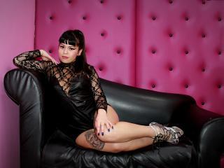 Hình ảnh đại diện sexy của người mẫu SunnyLust để phục vụ một show webcam trực tuyến vô cùng nóng bỏng!