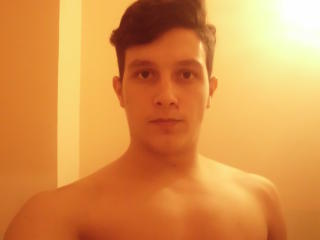 Picture of the sexy profile of SuperBoyX, for a very hot webcam live show !