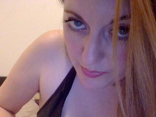 Photo de profil sexy du modèle SweetySexy, pour un live show webcam très hot !