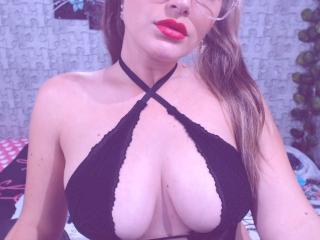 Foto de perfil sexy de la modelo Vannesaros, ¡disfruta de un show webcam muy caliente!