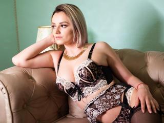 Velmi sexy fotografie sexy profilu modelky VeroniqueWilde pro live show s webovou kamerou!