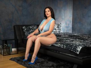 Velmi sexy fotografie sexy profilu modelky WantedNicole pro live show s webovou kamerou!