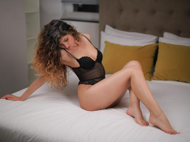 Photo de profil sexy du modèle AmyLaFleur, pour un live show webcam très hot !