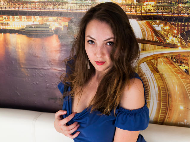 Picture of the sexy profile of InnocentMe, for a very hot webcam live show !