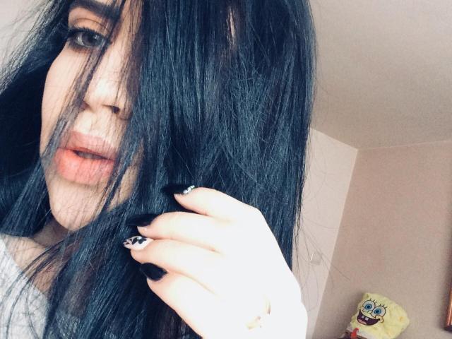 Hình ảnh đại diện sexy của người mẫu KinkyChantal để phục vụ một show webcam trực tuyến vô cùng nóng bỏng!