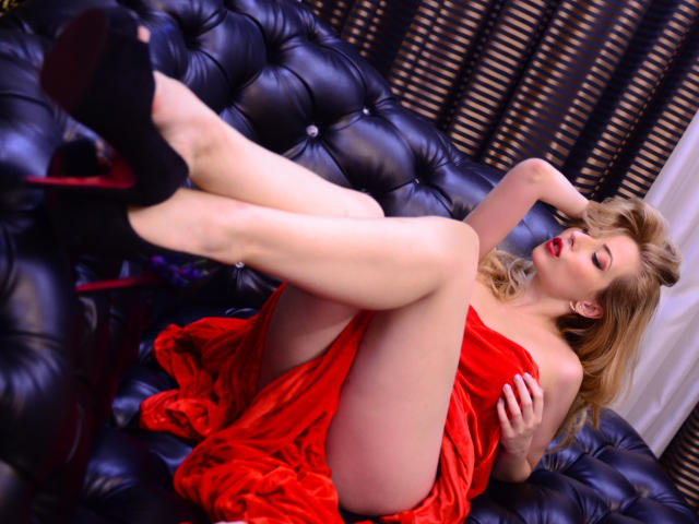 Photo de profil sexy du modèle LisaSmith, pour un live show webcam très hot !