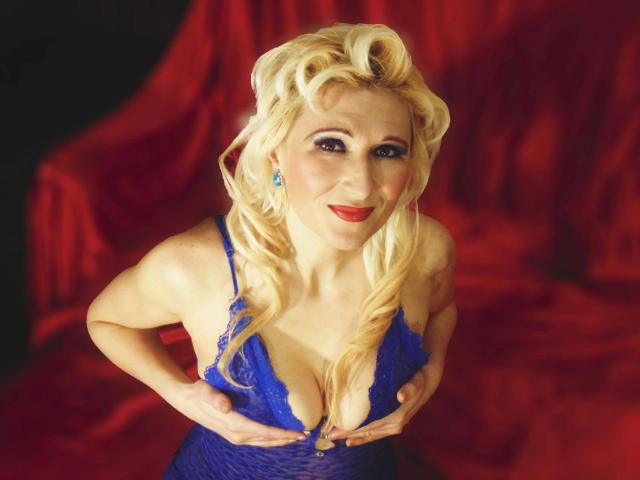 Sexet profilfoto af model Stephanyxxx, til meget hot live show webcam!