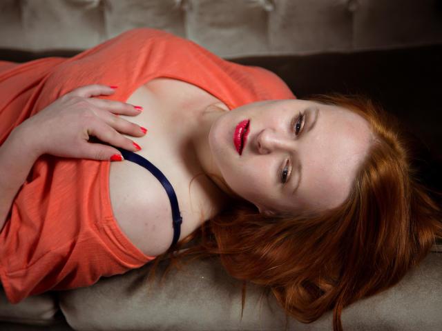 Velmi sexy fotografie sexy profilu modelky TikkiRGirl pro live show s webovou kamerou!
