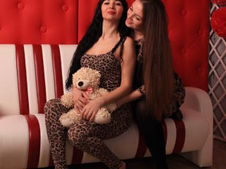 NikaXRysa - Show live nude with this standard breast Girl on girl
