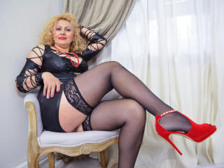 MatureEroticForYou - Web cam x with this European Sexy mother