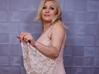 MatureEroticForYou - Webcam sex with a gigantic titty Lady over 35
