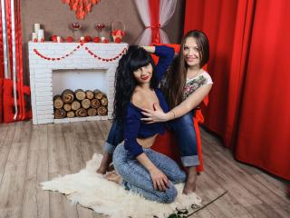 NikaXRysa - Video chat sexy with this being from Europe Lesbo