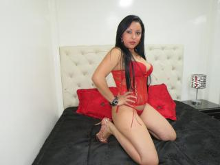 LatinaHotX69 - Chat live x with this dark hair MILF