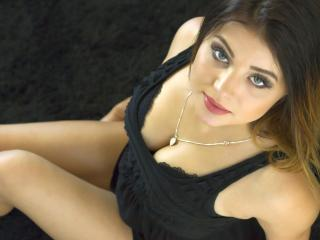 SabineHot - Video chat x with a charcoal hair College hotties