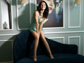 IreneCurtiz - Live chat exciting with a standard breast Hot babe