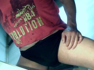 Sexy nude photo of HotSam69