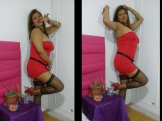 MatureDelicious - Show exciting with this Mature with immense hooters