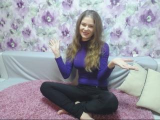 NyushaClark girl masturbating on webcam