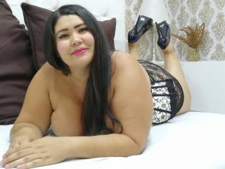 SophieJohnss - Web cam xXx with a charcoal hair Gorgeous lady