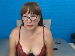 Picture of the sexy profile of Celestemature, for a very hot webcam live show !