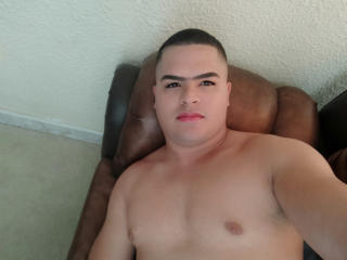 Picture of the sexy profile of FrannkOrion, for a very hot webcam live show !