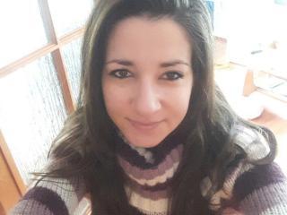 Foto de perfil sexy de la modelo GlossyMonaXX, ¡disfruta de un show webcam muy caliente!