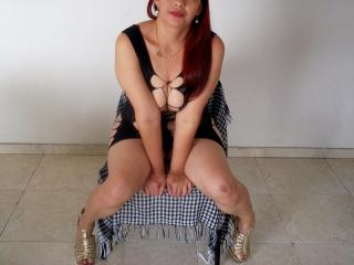 Picture of the sexy profile of AnitaLaDura, for a very hot webcam live show !