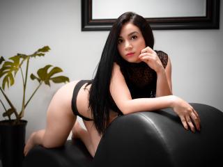 Velmi sexy fotografie sexy profilu modelky SaraLonely pro live show s webovou kamerou!