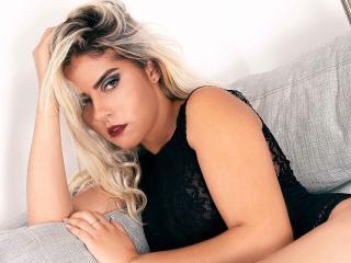 Velmi sexy fotografie sexy profilu modelky OctaviaSmith pro live show s webovou kamerou!